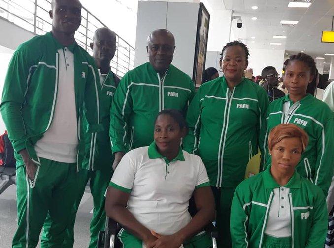 Nigerian Champions Ready to Set World Para Athletics Champs Alight