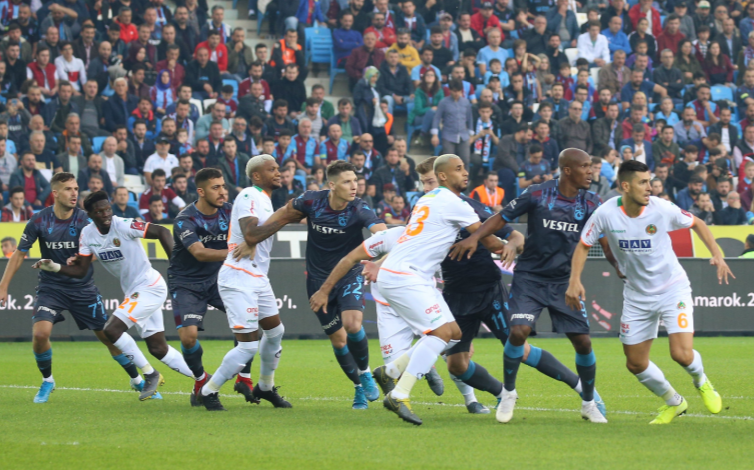 Nwakaeme in, Mikel and Onazi Ruled Out in Trabzonspor Win