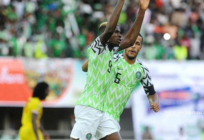 Lesotho boss Senong admits Osimhen and Aribo are Nigeria's main threat