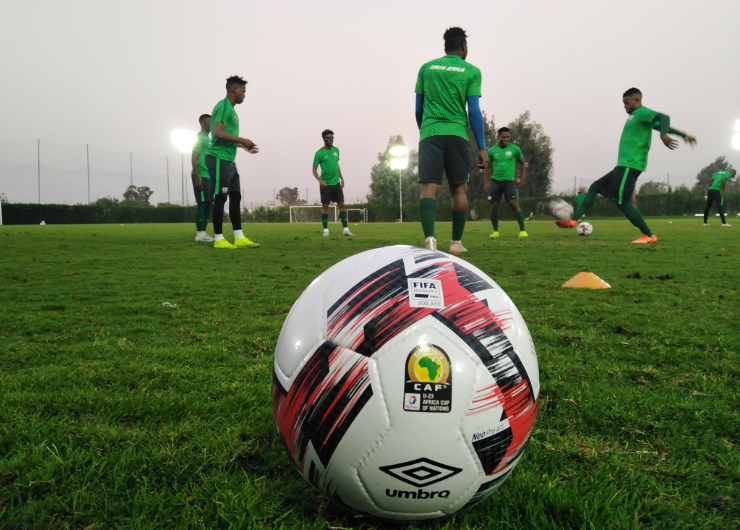 U23 AFCON: South Africa's Game Plan for Olympic Eagles Revealed