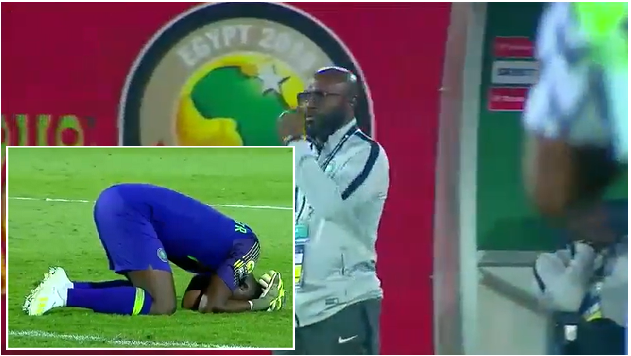 It Ends In Tears! Nigeria Dumped Out of U23 AFCON
