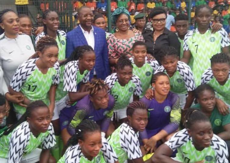Sports Minister Spoiling for War with NFF, Fingers Federation in Eaglets World Cup Ouster