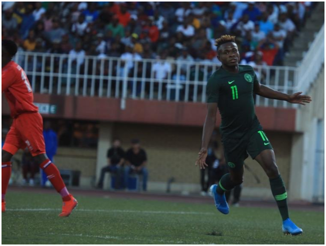 Super Eagles Players Rated and Slated in Maseru Victory over Lesotho