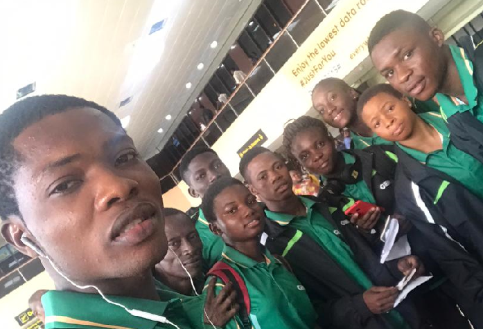 ITTF WJC: Team Nigeria Battle Ready for All Comers in Thailand