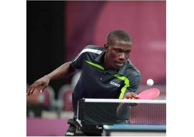 ITTF WJC: Africa's Number One Solanke Battles French Opponent for Top Spot