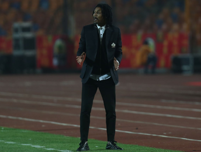 Standing Ovation in Egypt for Cameroon Legend and U23 Coach Rigobert Song
