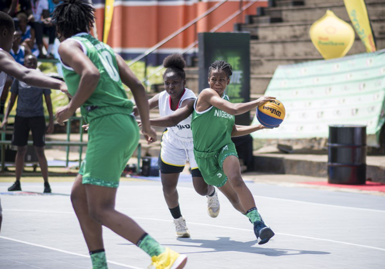Mixed Fortunes for Nigeria's U18s at the FIBA 3×3 African Champs