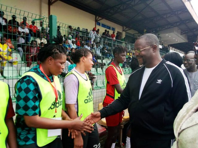 Ministry of Youth and Sports Development to partner Federation for women's football –  Minister Dare
