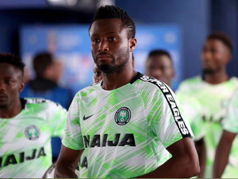 Taye Taiwo Celebrates former teammate Mikel Obi at 33