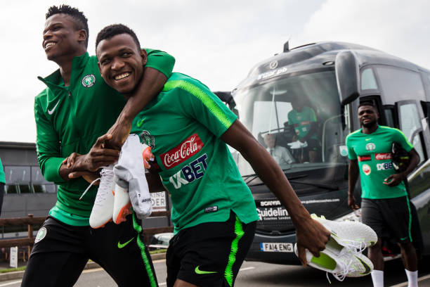 I couldn't Eat! Super Eagles Returnee describes reaction to AFCON Qualifiers Call up