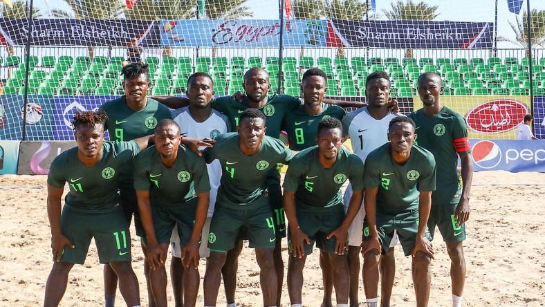 Sanusi charge Sand Eagles to make Nigeria proud