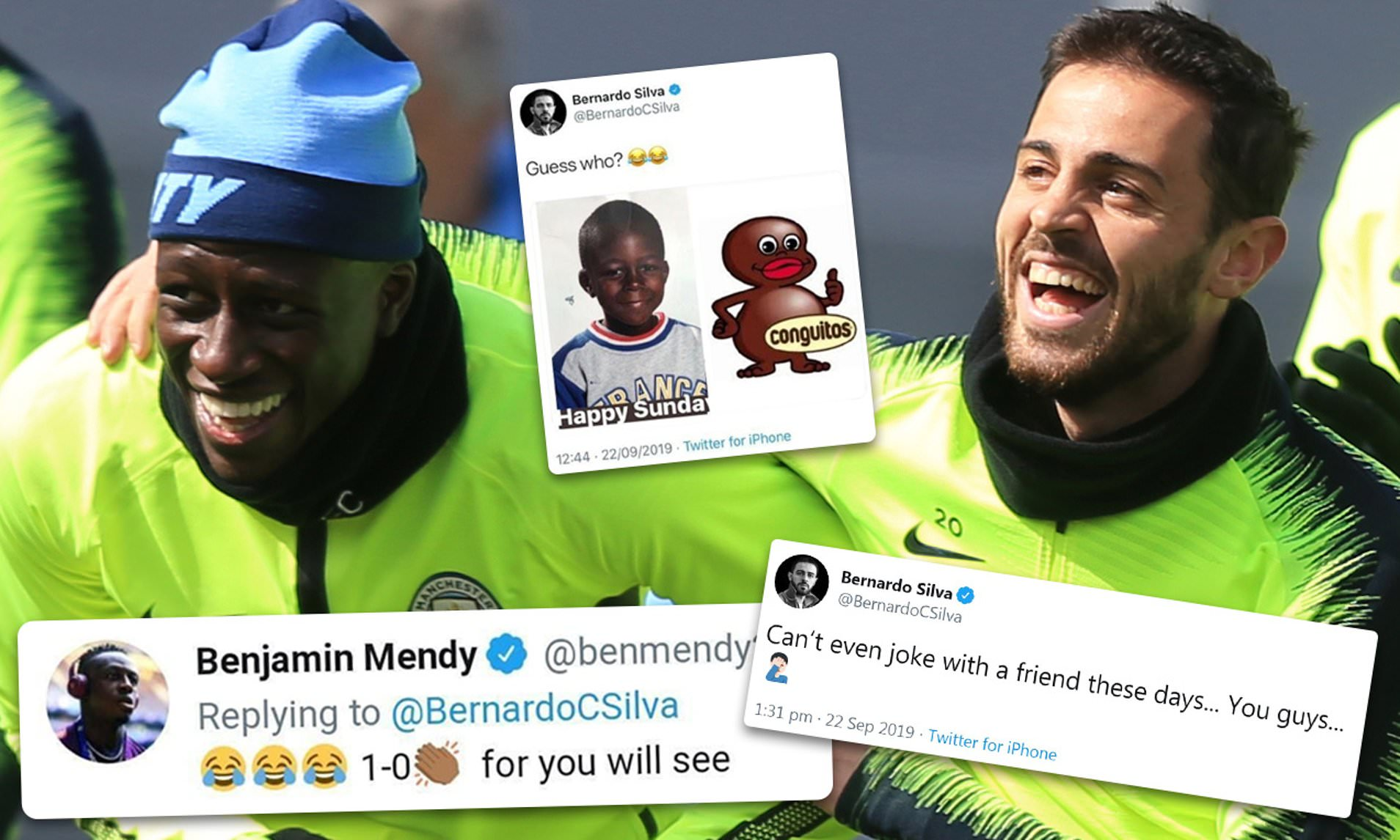 Manchester City Star gets One-match Ban and £50k Fine for Offensive Tweet