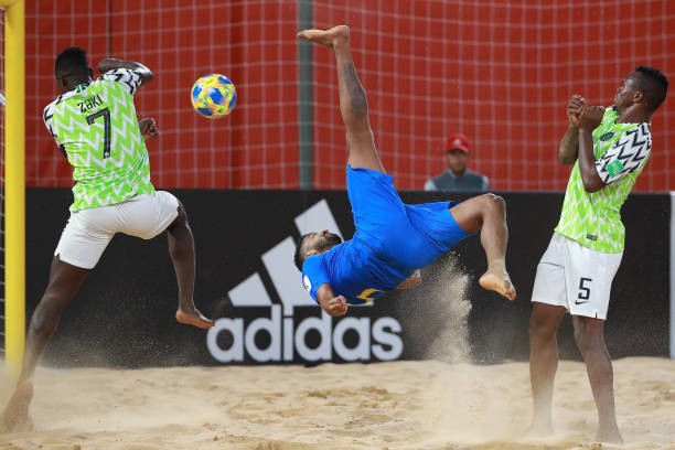 Worst World Cup Outing! Nigeria Lose Three Games, No Points, Concede 28 Goals