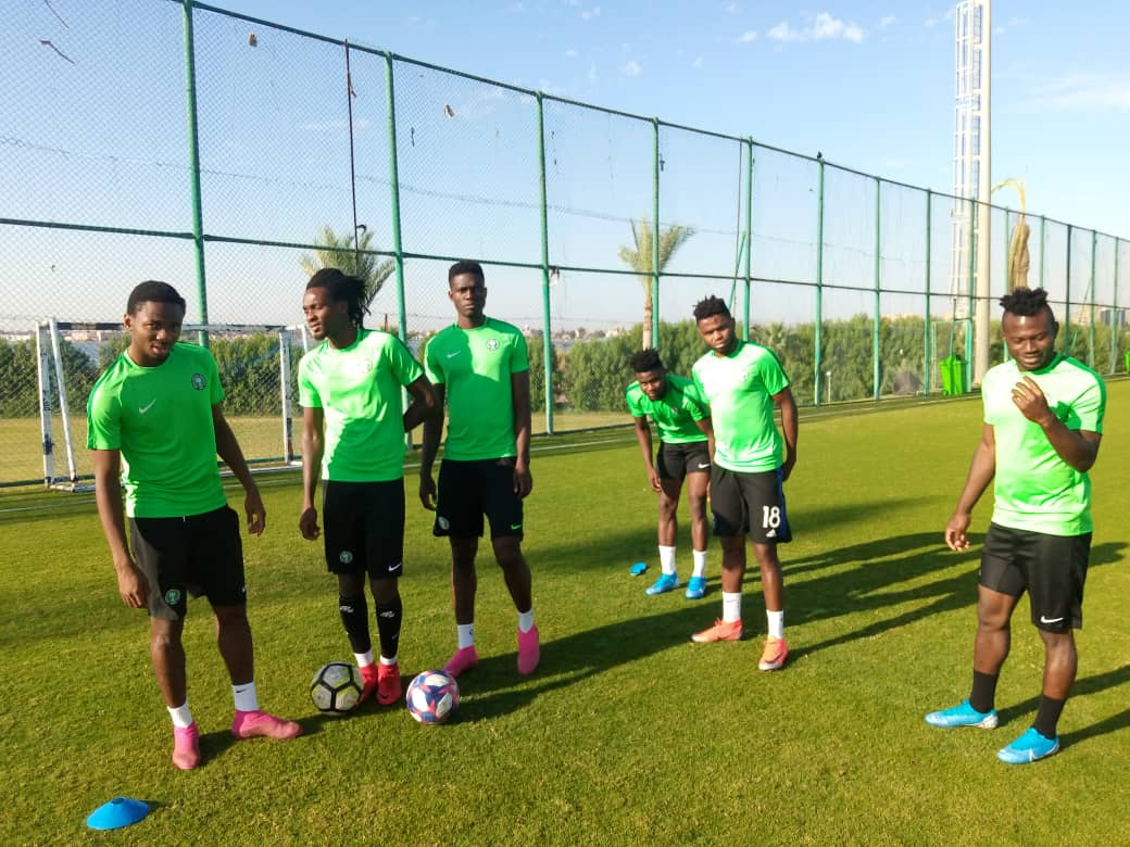 U23 Eagles can go all the way – Ibrahim