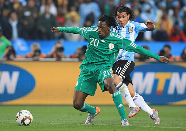 Former Super Eagles Star found guilty of match fixing in Sweden