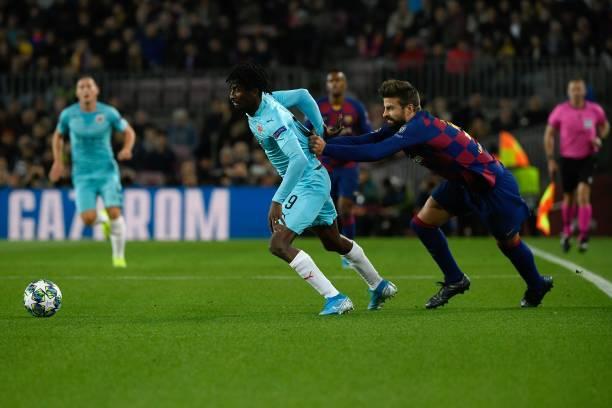 Barca's Oshoala praises 'tireless' Olayinka