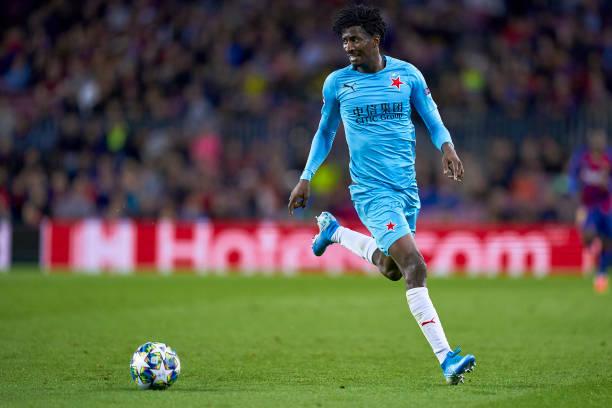 Olayinka fired blank in Slavia Prague's defeat to Dortmund