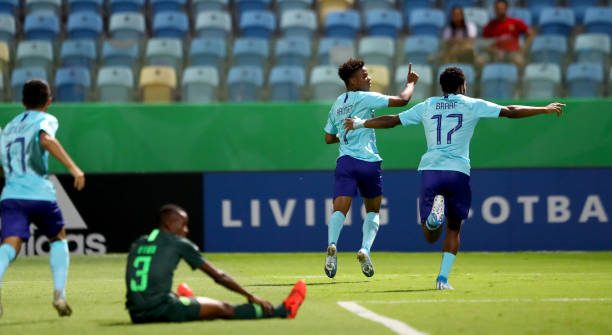 How Hansen's hat-trick eliminates Golden Eaglets From The FIFA U-17 World Cup