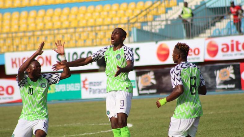 Nigeria 2-1 Benin Rep: Osimhen, Kalu on target as Eagles overcome stubborn Squirrels in Uyo