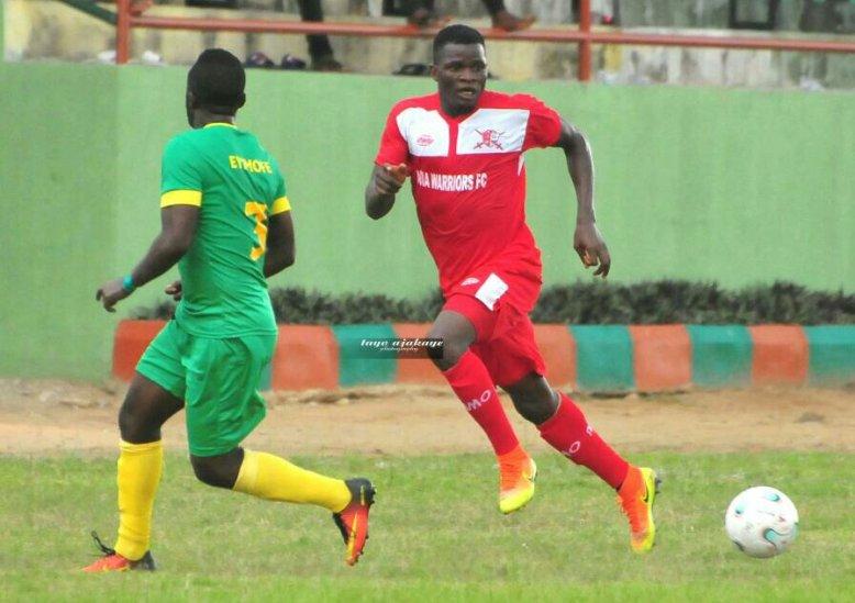 Abia Warriors defender Ozor Chinedu talks tough ahead of Adamawa United clash