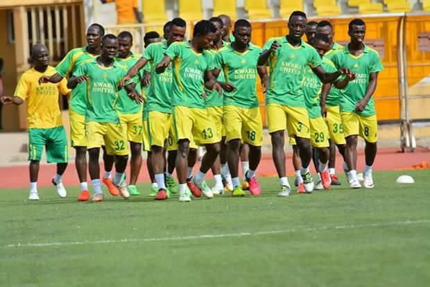 Kwara United FC back in NPFL after acquiring Delta Force slot