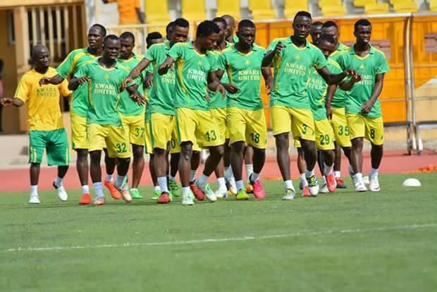 Kwara United ready for new season as FG lifts ban on football