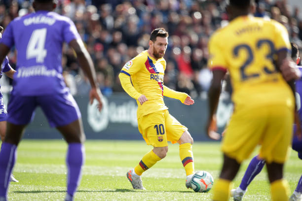 Omeruo Impresses Against Messi, but Barcelona Grind Out Victory Over Leganes