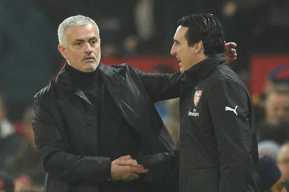 Jose Mourinho or Unai Emery – Why Arsenal fans are divided