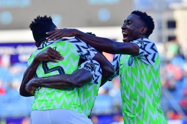 Ekpo: The Eagles still a young team, will get better with time