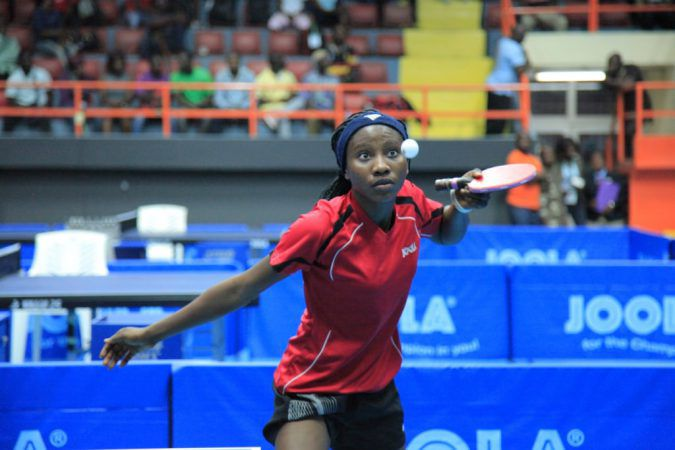 Tosin Oribamise calls on Government to recognize Tennis Players