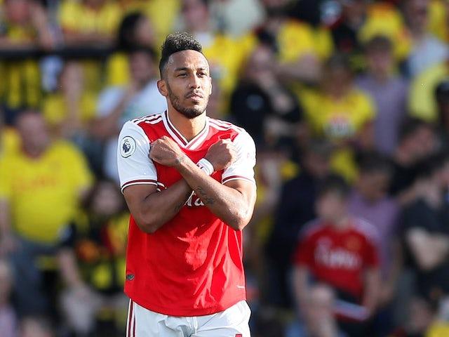 Aubameyang not keen to sign new Arsenal deal amid Barca interest