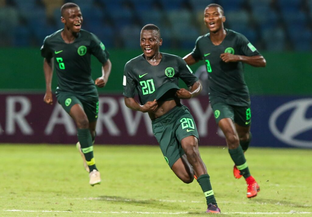 FIFA U-17 World Cup: Golden Eaglets star Sai'd shortlisted for Goal Of Tournament Award