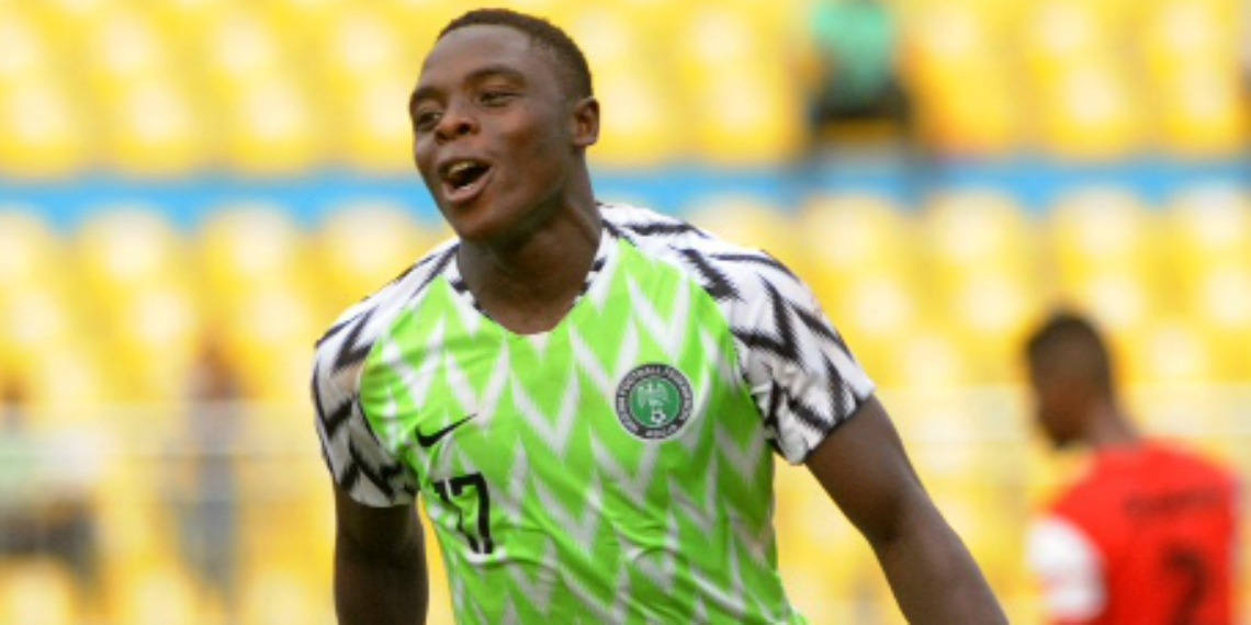 Eagles striker Ibrahim says it's abroad or nothing
