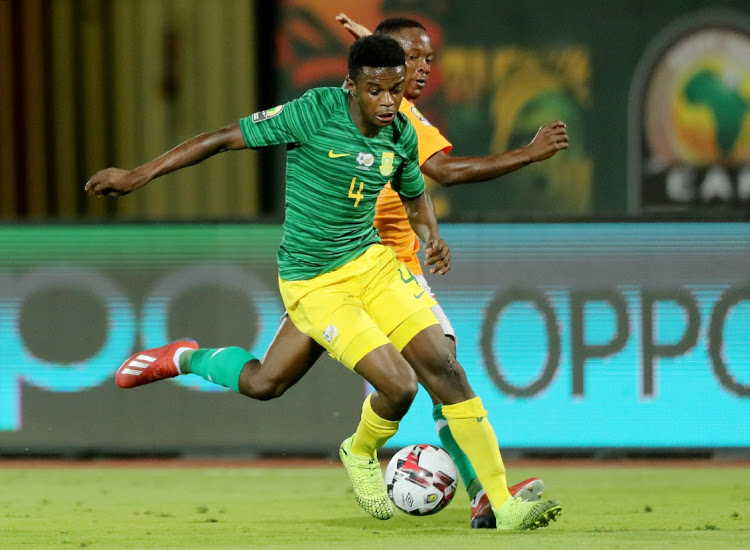 South Africa's Mokoena talks tough ahead clash with Dream Team VII