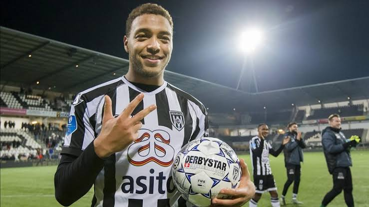 Dutch Eredivisie top scorer Cyriel Dessers dump Belgium for Nigeria