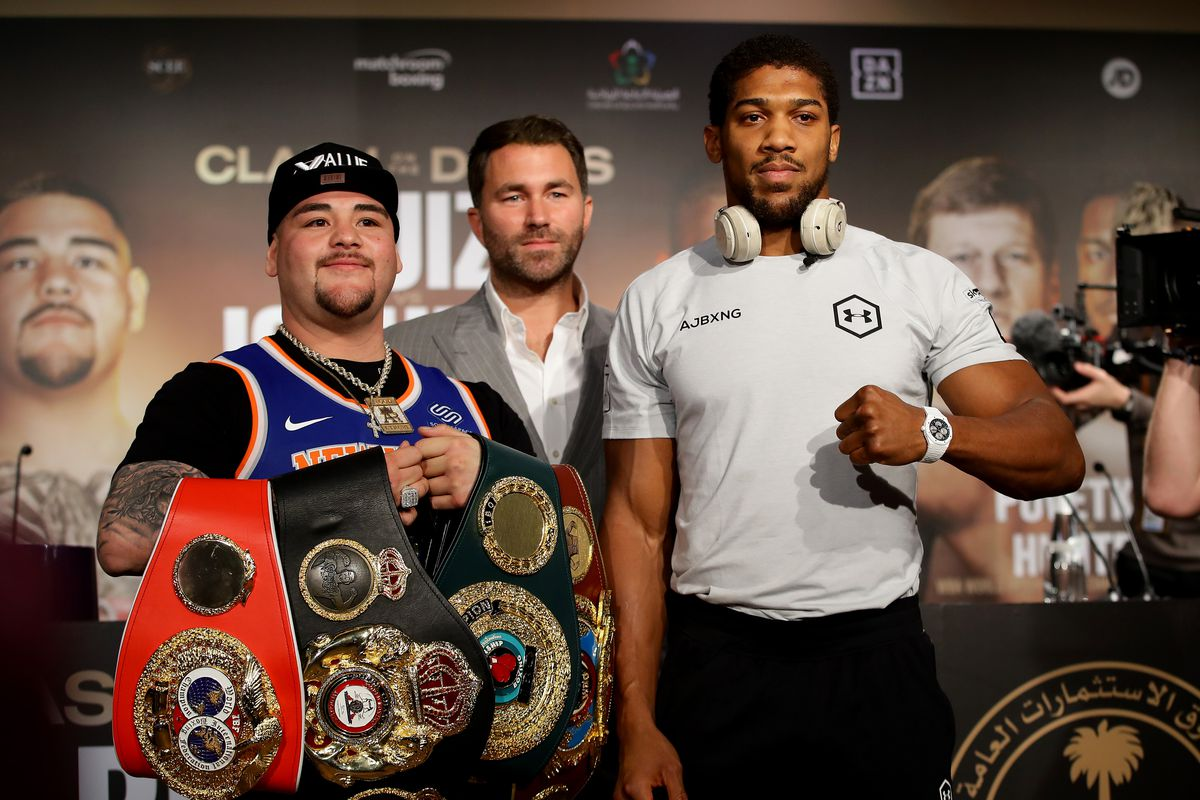 How to watch Anthony Joshua vs Andy Ruiz rematch live