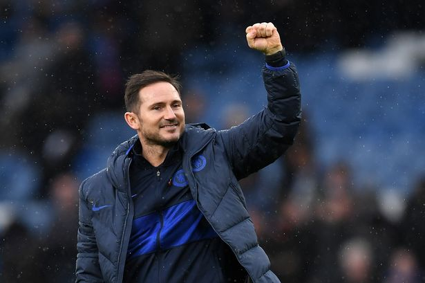 BREAKING! Frank Lampard sacked as Chelsea Manager