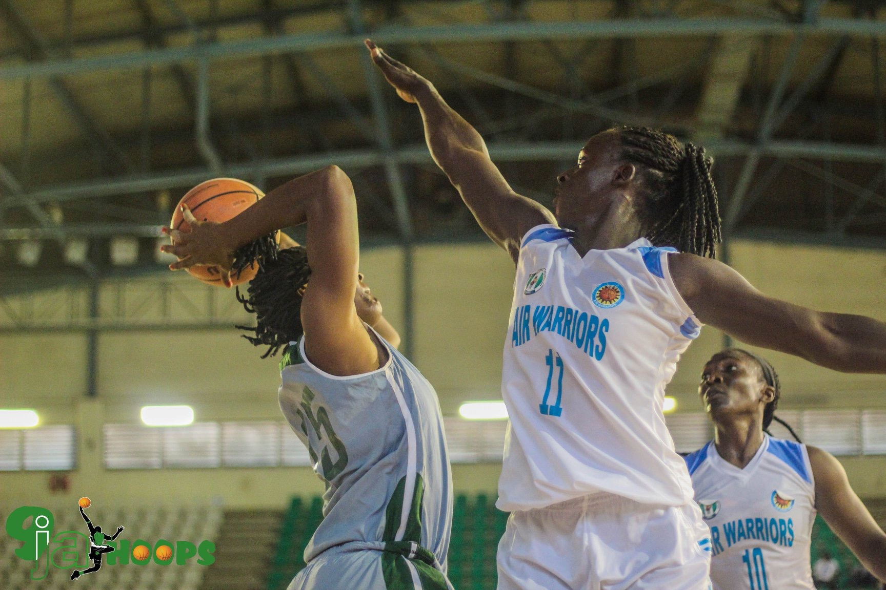 Sotiminu rues Air warriors missing out of Africa women club championship