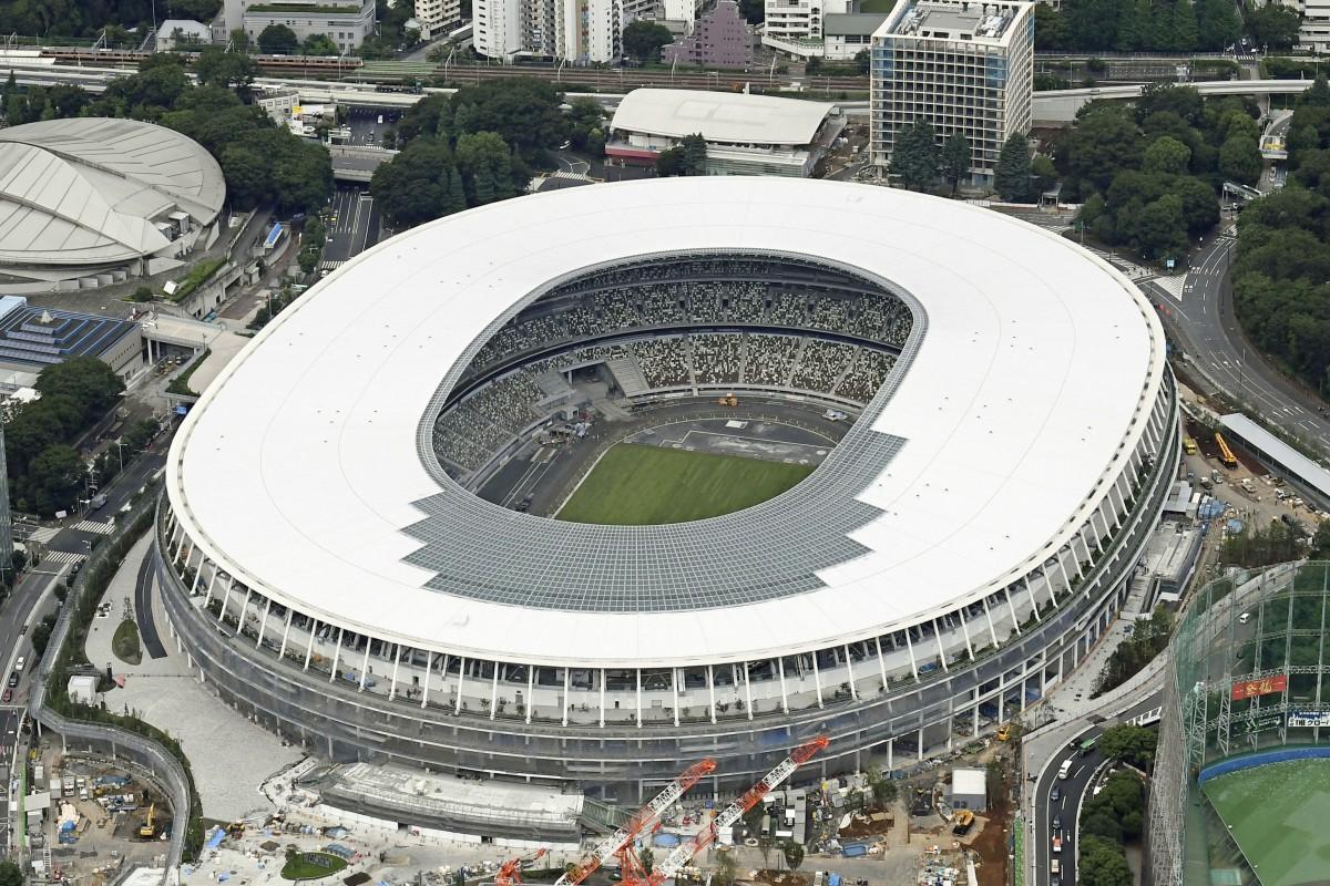 Dem don finish the Tokyo Stadium