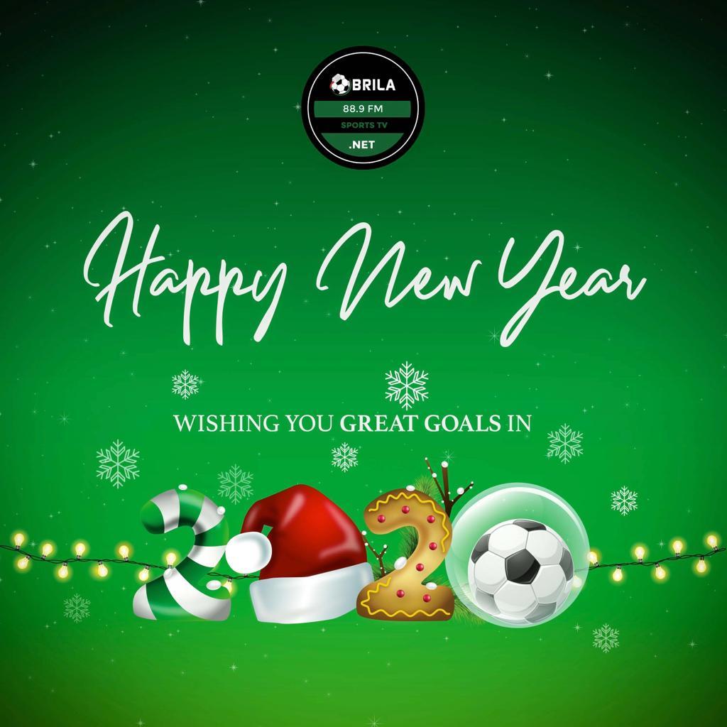 Brila Media wishes you a Happy New Year 2020!