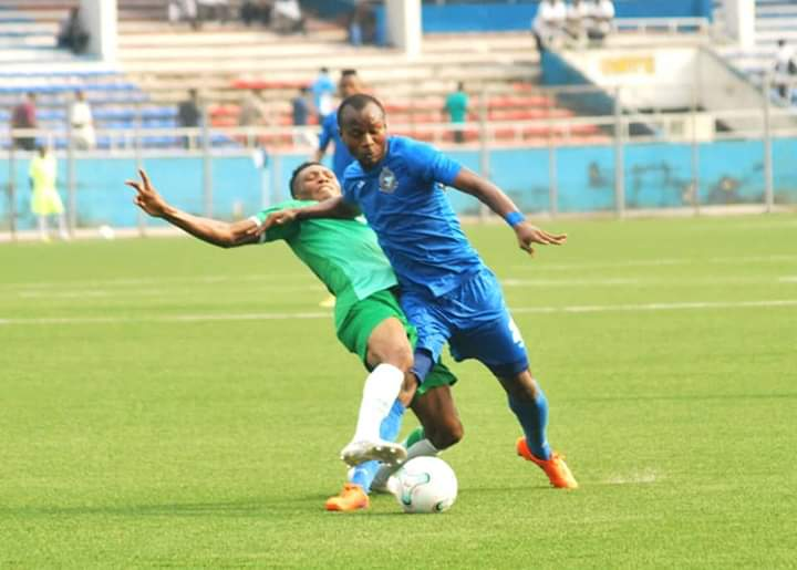 Oladapo hails Enyimba's won over San Pedro