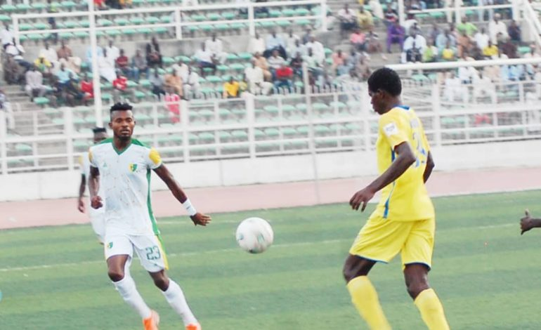 Michael Ibe talks up Plateau United title chances
