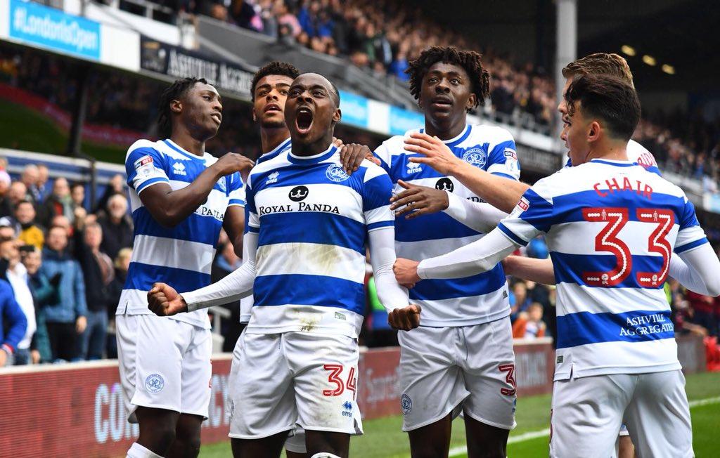 Bright Osayi-samuel outshone Eze in QPR's win over Birmingham City