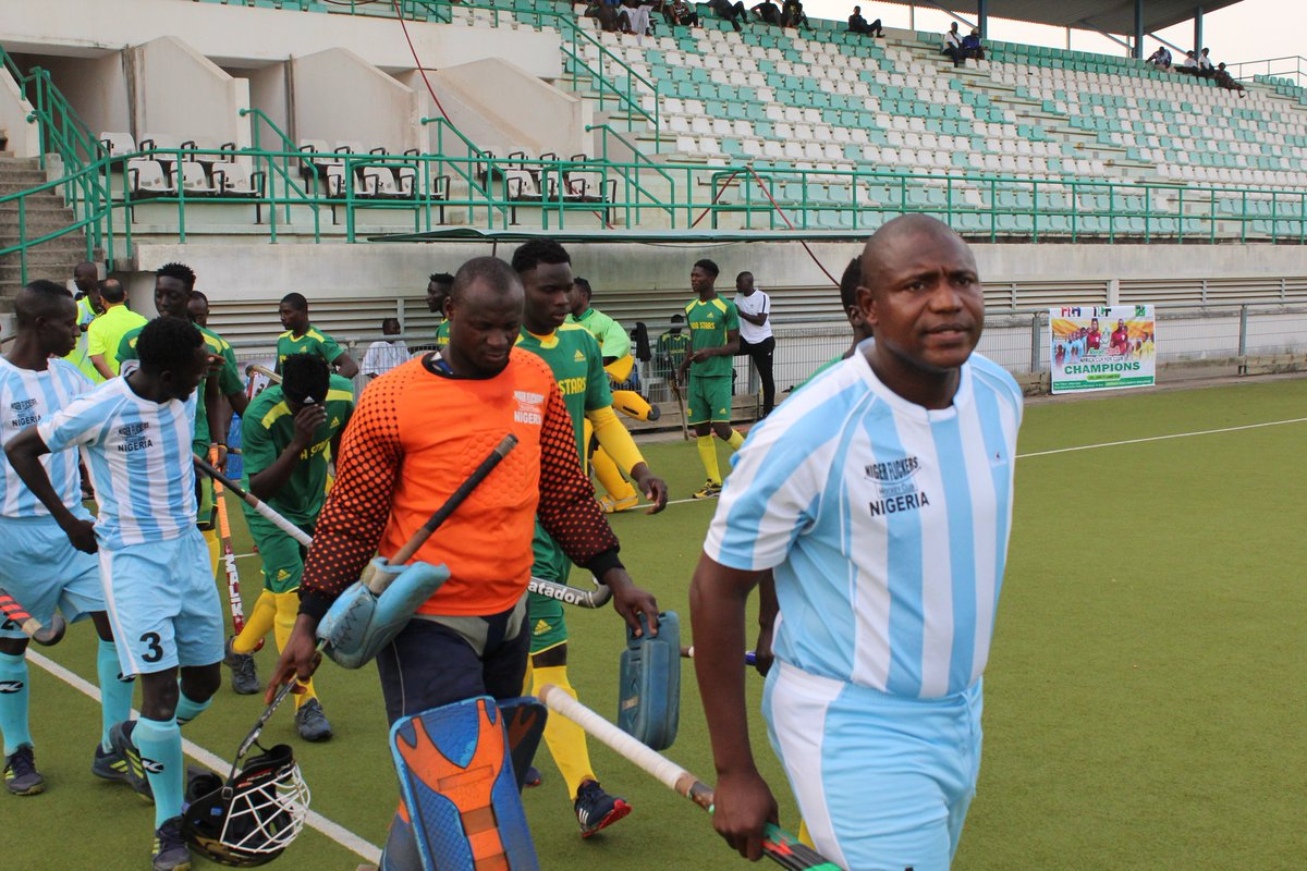 NHF President Abdul Ningi runs to Sports Ministry for support
