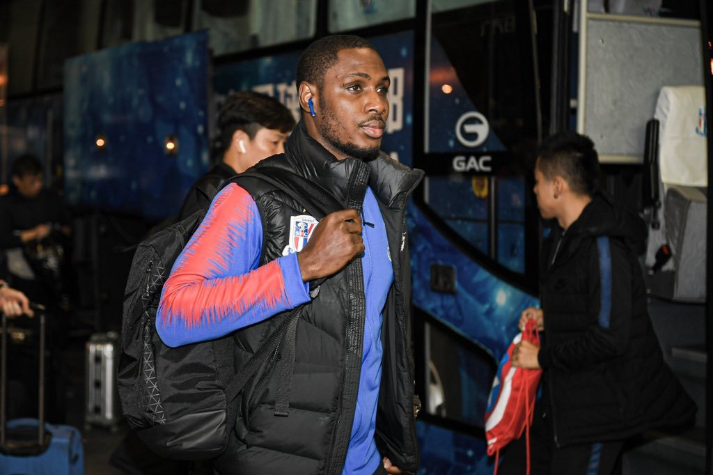 Watford in advance talks to sign Ighalo on loan in January