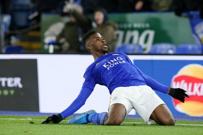 Leicester boss Rodgers insists Iheanacho is not for sale
