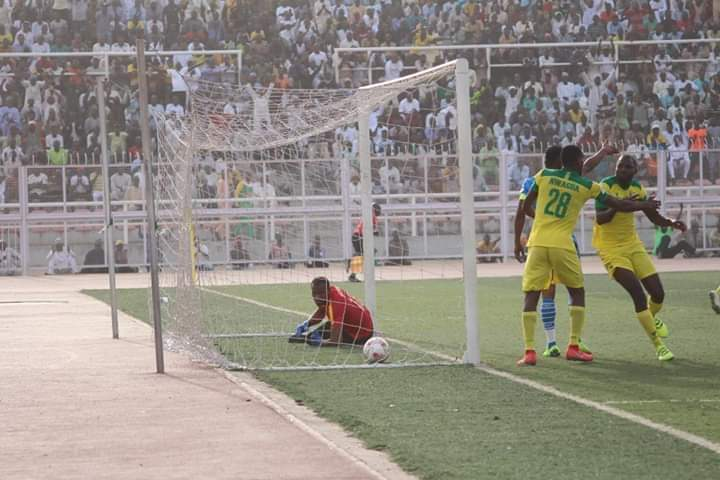 Nwangwa excited with Pillars draw in Owerri