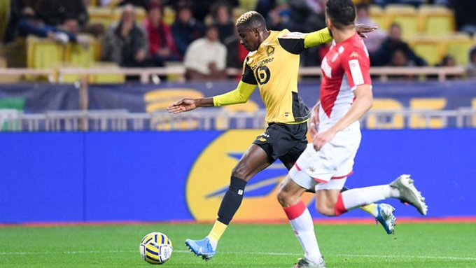 JUST IN: Osimhen is back to normal as Lille provides injury update