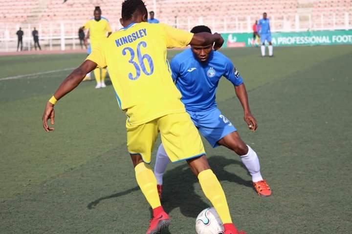 Jigawa Golden Stars and Enyimba shares the spoils in Kano