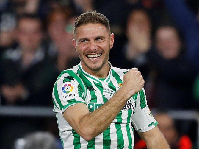 Joaquin becomes oldest player to score La Liga hat-trick